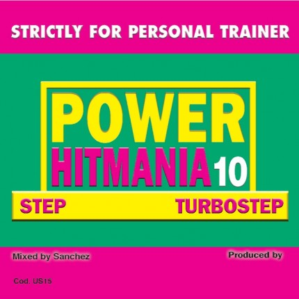 POWER HITMANIA VOL. 10